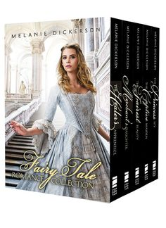Fairy Tale Romance Collection: The Healer's Apprentice, The Merchant's Daughter, The Fairest Beauty, The Captive Maiden, The Princess Spy (Fairy Tale Romance Series [Kindle Edition only]) by Melanie Dickerson