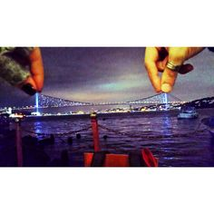 Boğaz köprüsü- Çengelköy- İstanbul