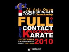 Afghanistan's Participation in the 1st All Asia Kyokushin-kan ...