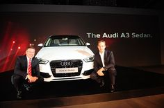 #Audi #India has launched the new A3 sedan in India, with prices for the base diesel variant starting at just Rs 22.95 lakh. #AudiA3