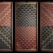 Flax Weaving, Basket Weaving, Art Maori, Bali, Maori Patterns, Maori Designs, Nz Art, Polynesian Culture, Weaving Patterns