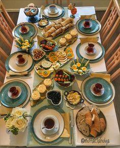 125 Best Breakfast Table Setting