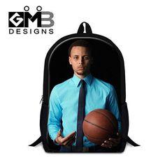 060ba493bea0 Stephen Curry School Backpacks for Teen Boys