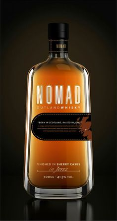 NOMAD Outland Whisky 41.3 Sherry Finesse
