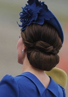 Fascinator hair