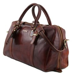 Berlin - Travel leather bag - Small size £193.62