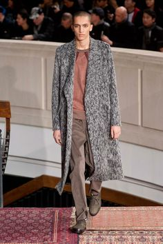 Paul Smith Autumn (Fall) / Winter 2014 men's