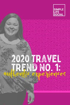 Are in the tourism industry and seeking what it is that makes visitors tick? Here's the latest on the number one travel trend around the globe and how you can create experiences tourists will love. Tourism Industry, Number One, Globe, Social Media, Create, Travel, Speech Balloon, Viajes, Destinations