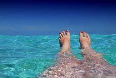 New post up now! Get your hands & feet summer ready with our top tips and advice!  www.naturallybetteryou.com