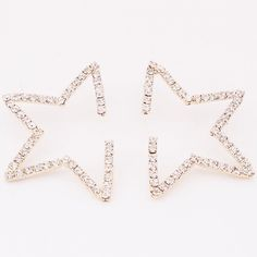 Available on Memplaza Marketplace at only $11.27 or with Membidder starting off at $1.00 during live auctions! Worldwide Shipping. Girls Earrings, Star Earrings, Teenage Girl Gifts Christmas, Christmas Gifts, Geometric Jewelry, Diy For Girls, Star Shape, Fabric Crafts, Beautiful Pictures