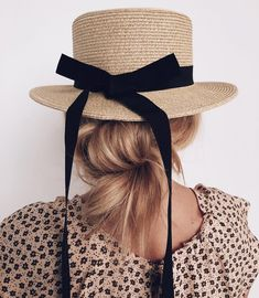 """21be76b5 KRISTIN ESS HAIR • FOUNDER on Instagram: """"Only 5 more days til Spring has  sprung 🐣 but this straw hat from our last @lclaurenconrad shoot paired  with an ..."""