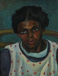 Meidjie, Maggie Laubser