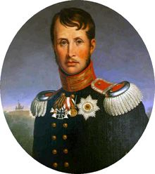 King Friedrich Wilhelm III of Prussia - impetus for the Evangelical Church of the Prussian Union.