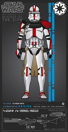 Clone Wars Discover Clone Commander Deviss by on DeviantArt Clone Commander Deviss by Star Wars Clones, Star Wars Clone Wars, Star Wars Art, Images Star Wars, Star Wars Pictures, Star Citizen, Star Wars Characters, Star Wars Episodes, Tableau Star Wars