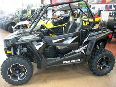 New 2017 Polaris RZR 900 EPS XC Edition Black Pearl ATVs For Sale in Indiana. 2017 Polaris RZR 900 EPS XC Edition Black Pearl, FULL WINDSHIELD, SPORT ROOF, AND REAR PANEL! The most capable trail machine! The most capable trail machine available, equipped with premium trail-ready upgrades. Dimensions: - Wheelbase: 79 in. (200.7 cm) Operational: - Shocks: Front & Rear: 2 in. FOX Performance Series - 2.0 Podium X