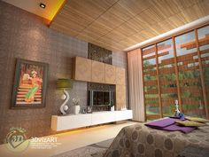 Bali Bedroom Natural Tari #3DvizART LUV THIS BEDROOM
