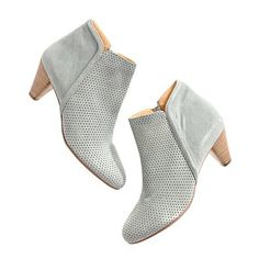 dylan suede booties