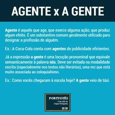 Agente/ A gente