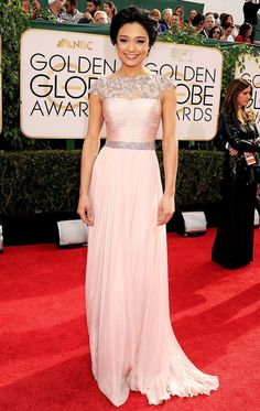 Golden Globes 2014: Best and worst dressed on the red carpet