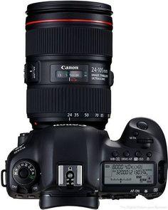 38 Steps to the Perfect Canon EOS 5D Mark IV DSLR Camera Setup #DslrCameras