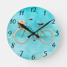 Bicycle Wall Clock female mountain biking, triathlon bike, mountain weekend tshirt #mountainbikemagazin #mountainbikemonday #mountainbikersbrtv, back to school, aesthetic wallpaper, y2k fashion Biker Shirts, Bicycle, Clock, Triathlon, Aesthetic Wallpapers, Mountain Biking, Art Pieces, Prints, Products