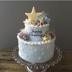 誕生日ケーキ_イミテーション_クレイケーキ_かわいい_おしゃれ