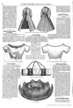 La Mode illustrée, journal de la famille - Google Play