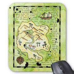 Rascals' Island Pirate Treasure Map