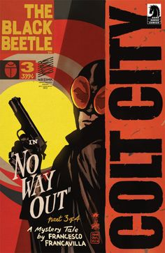 Black Beetle: No Way Out #3 Review | Unleash The Fanboy