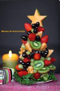 Pinheiro de frutas