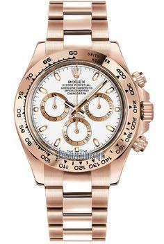 Rolex Cosmograph Daytona Everose Gold 116505 Ivory Index Rolex Cosmograph Daytona, Rolex Daytona, Rolex Watches For Men, Luxury Watches, Men's Watches, Stylish Watches, Cool Watches, Audemars Piguet Watches, Gold Diamond Watches