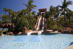 Atlantis in the Bahamas.