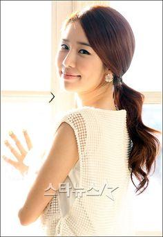 Yoo In Na, new rising star in Korea