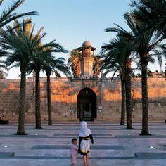 Ancient City of Aleppo, Syrian Arab Republic.  UNESCO ©Editions Gelbart / Jean-Jacques Gelbart