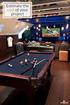 Multi Game Table Spin Around Pool Tableair Hockey Tabledinning - How much space do you need for a pool table