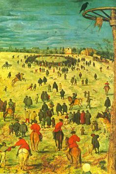 Pieter Bruegel the Elder: The Procession to Calvary