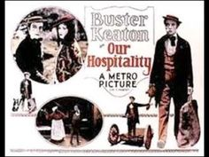 Buster Keaton: Our Hospitality (1923) Greek Subs