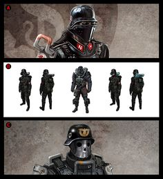 The Robots, Nazis, and Robot Nazis of Wolfenstein: The New Order