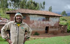 Angel Franco. Our head Quechua from the village of Mahuaypampa. Visit us at www.cusitravel.com