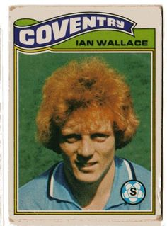 Ian Wallace. From 1978, but spectacular nonetheless.