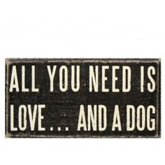 http://www.wanelo.com/home-and-office/Love+Dog+Plaque-68300.html