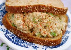 amish tuna egg salad @FoodBlogs