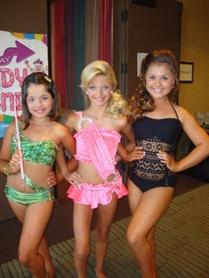 Beauty pageant bikini photos young