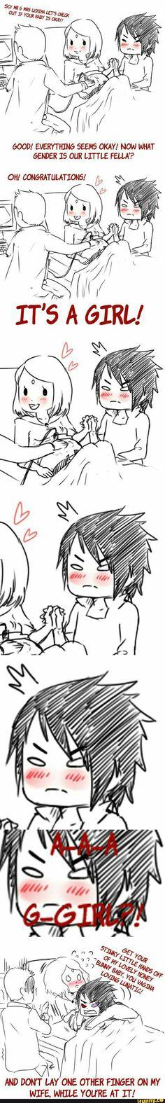 Awwww this is cute (=゚ω゚)ノ