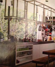 Nigella Lawson's kitchen