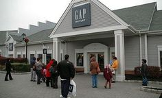 Harriman, New York - Outlet Mall