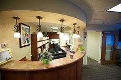 dental office designs   Orthodontics Office Building Plan by Matlack–Van Every Design