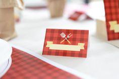 Party hack #4. Buffetkaarten #hacks #party #tips #buffet #tricks #Beaublue