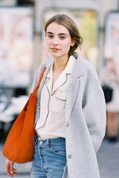 Paris Fashion Week SS 2016....Romy
