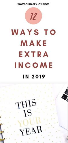 Increase your income today while keeping your job. How to make extra money online. Hustle until Make More Money, Ways To Save Money, Make Money From Home, Extra Money, Money Saving Mom, Making Extra Cash, Work From Home Tips, Online Entrepreneur, Financial Tips